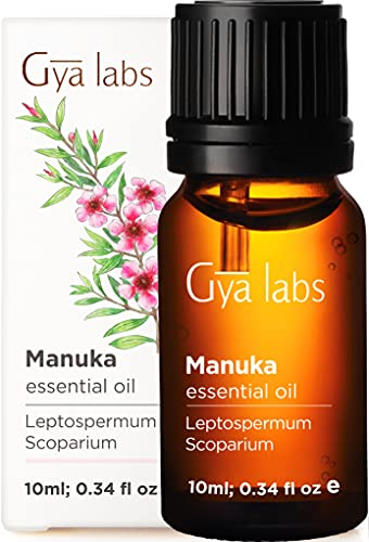 Gya Labs Manuka Essential Oil