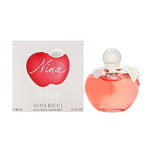 Nina Ricci, Eau de Toilette Spray, Donna, 80 ml