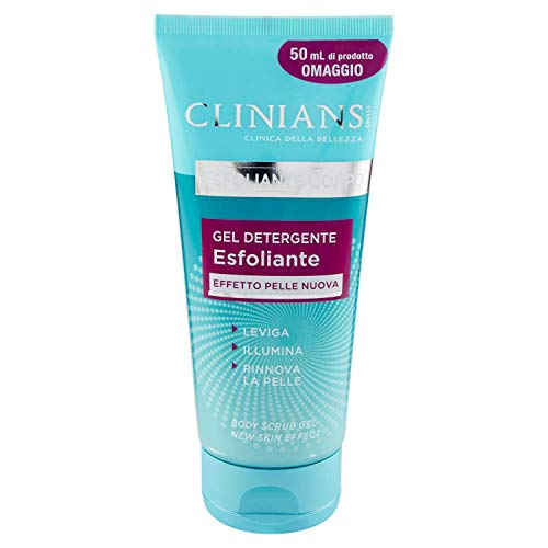 Clinians Corpo Esfoliante, 150 ml