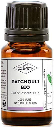 Olio essenziale di Patchouli Organico - MyCosmetik - 10 ml