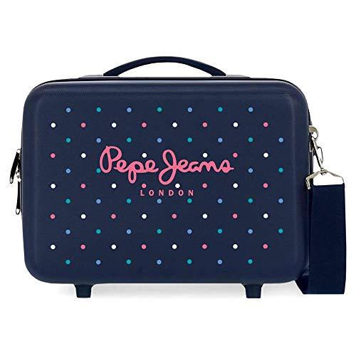 Pepe Jeans Molly Moda giovanile, 29x21x15 cms, Multicolor