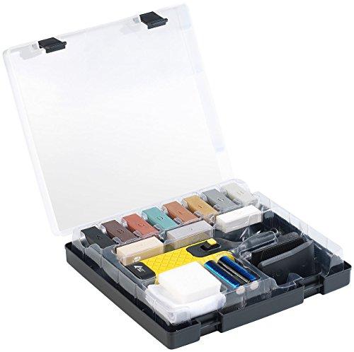 AGT Kit riparazione piastrelle: Set di riparazione WRS-11.fks per piastrelle, Piastrelle e maiolica (Kit di riparazione Piastrelle)
