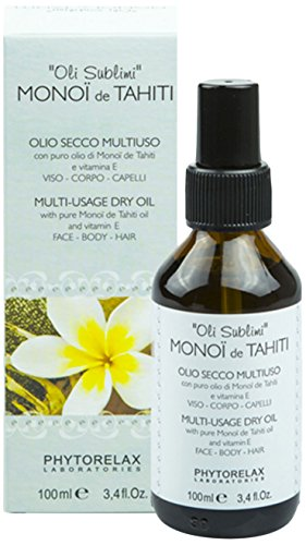 PhytorelaxLaboratories Monoi De Tahiti Multi-Usage Dry Oil - 100 ml