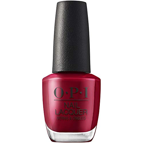 OPI Shine Bright Holiday 2020, Rosso, 17 gr