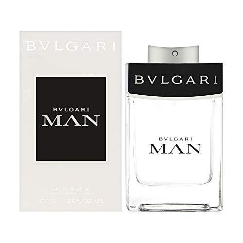Bvlgari Man Eau de Toilette, Uomo, 100 ml