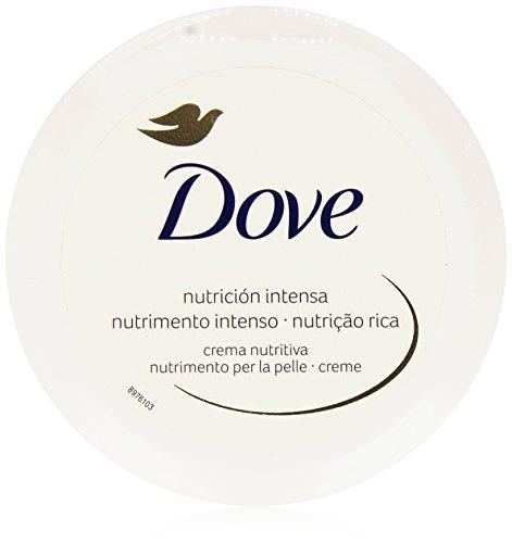 Dove Crema Idratante, Nutrición Intensa Crema Nutritiva, 75 ml