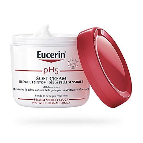 Eucerin Crema Corpo Pelle Sensibile e Secca Ph5-450 ml