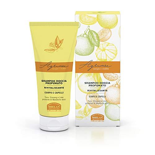 Helan - Agrumèe Shampoo Doccia Profumato Rivitalizzante, 200 ml