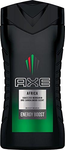Axe per Africa, 250G