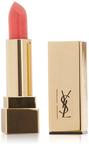 Yves Saint Laurent Rossetto Pur Couture Pure Colour Satiny Radiance, Rosy Coral - 3.8 gr