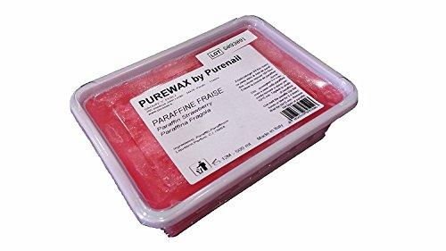 Purespa By Purenail Top Promo, 2 panetti da 500 ml di paraffina fresca, per scaldare paraffina, purespa by purenail
