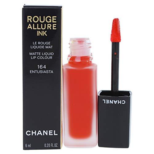 Rouge Allure Ink Le Rouge Liquide Mat 164-Entusiasta 6 Ml