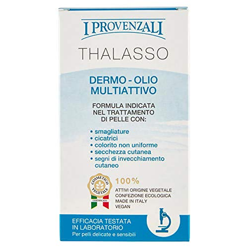I Provenzali Thalasso, Dermo-Olio Multiattivo, 100 ml