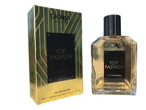 Top Fashion Homme Eau De Toilette Intense 95 ml. Compatibile con Tom Ford Black Orchid. Profumo Equivalente Uomo