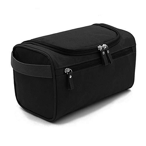 Toiletry Organizer Travel AOBETAK Grande appesa borsa da toilette impermeabile con scomparto a rete e zip, wash bag da viaggio