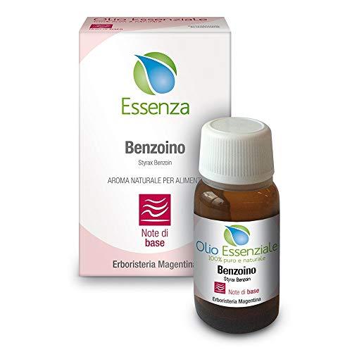 Erboristeria Magentina - Essenza Benzoino 10ml - Uso Alimentare