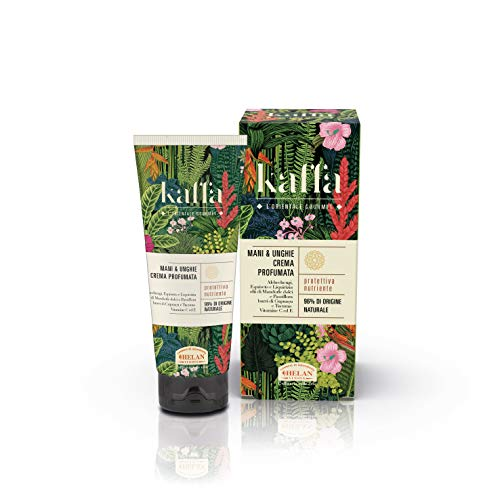 Helan Kaffa Mani Unghie Crema Protettiva Nutriente, 50 ml
