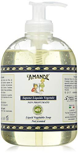 L'Amande Sapone Liquido Vegetale Non Profumato - 500 ml