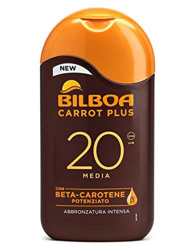Bilboa Carrot Plus Latte Solare SPF 20-200 ml