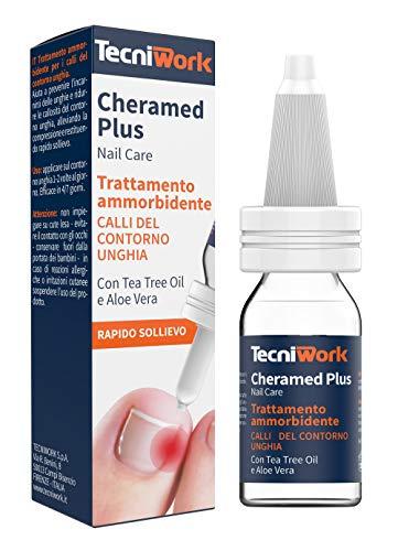 Cheramed Plus 15 ml - Previene l'incarnirsi delle unghie e protegge dall'eccessivo ispessimento