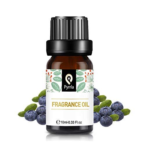 Pyrrla Olio Profumato di Mirtillo Olio di Fragranza 10ml - Blueberry