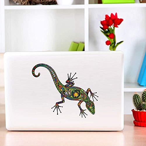 Adesivo Da Parete Il Geco Tagliente Del Tatuaggio Può Essere Rimosso Adesivi Murali Per La Decorazione Domestica, Adesivi Decorativi Per Laptop