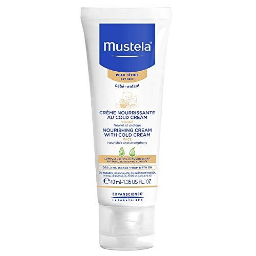 Mustela Crema Nutriente Alla Cold Cream - 40 ml