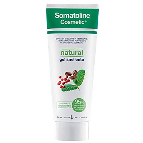 Somatoline Cosmetic Natural Gel Snellente - 250 ml