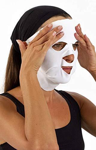 Extraordinary mask, Maschera Viso Anti-Age In Tessuto Bioattivo, Ringiovanente E Rimpolpante By Back2You