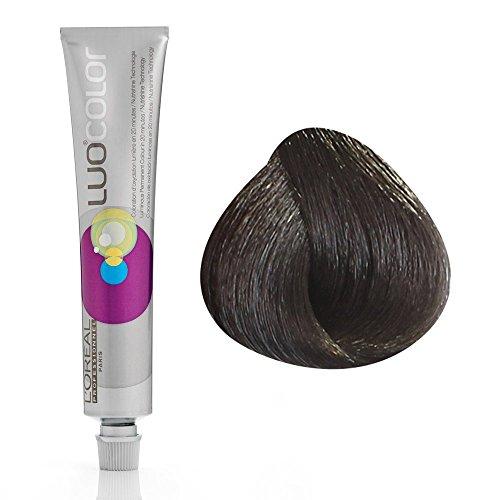 L'Oréal Luo Color Colore Professionale per Capelli, 5.1 Castano Chiaro Cenere, 50 ml