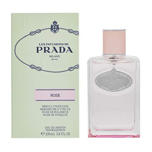 Prada Les Infusions Rose Eau de Parfum Vaporizzatore - 100 ml