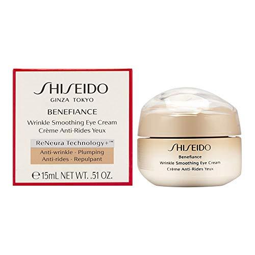 Shiseido SKN BNF W SMOOTHING EYE CREAM - NOVITA'