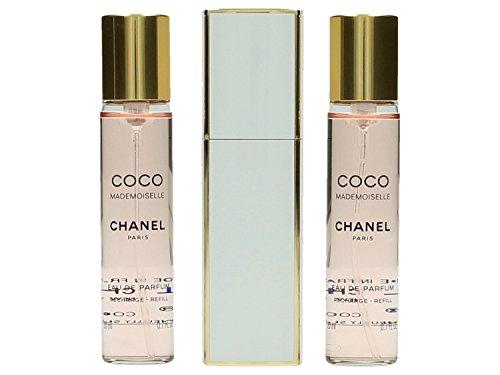 Chanel, Coco Mademoiselle - Eau De Parfum, Confezione da 3x20 ml