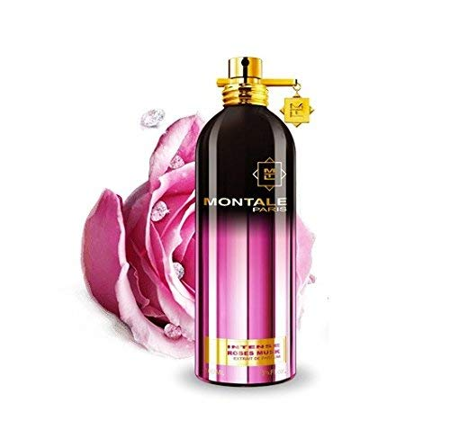 100% Authentic MONTALE INTENSE ROSES MUSK Extrait de Perfume 100ml Made in France