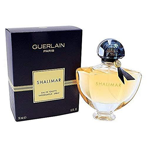 Guerlain, Eau de Toilette con vaporizzatore Shalimar, 50 ml