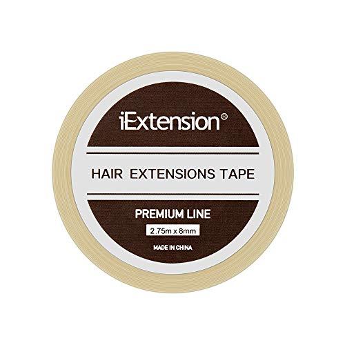 iExtension, Nastro adesivo extra forte per extension e ciocche con pelle, linea di alta qualità