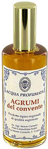Acqua profumata agli agrumi dei Frati Carmelitani Scalzi - 100 ml
