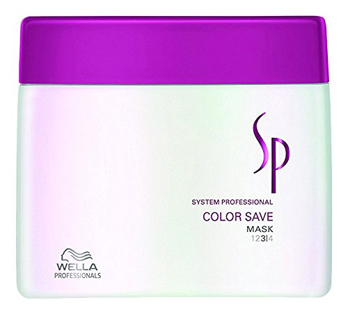 Wella System Professional - Maschera Color Save - Linea Sp Color Save - 400ml
