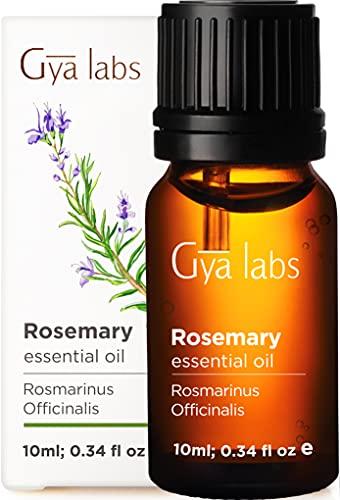 Olio essenziale di rosmarino - Un comfort calmo di capelli più sani e forti (10 ml) - Olio di rosmarino di grado terapeutico puro al 100%