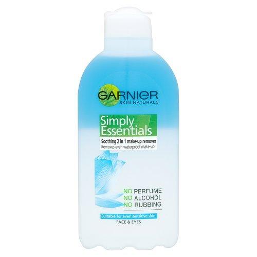 Garnier naturali della pelle lenitivo 2-in-1struccante 200ml