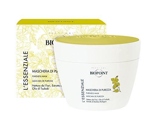 Biopont L'Essenziale Maschera di Purezza Delicata, Districa e Nutre rendendo i Capelli Morbidi e Setosi - 200 ml