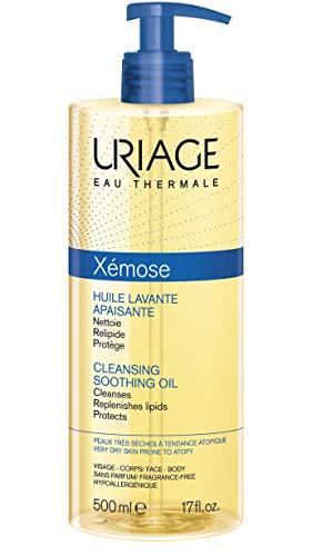 Uriage Xémose - Olio Detergente Lenitivo, 500ml0 Gr