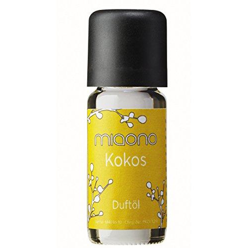 Olio profumato al cocco – delicato profumo di cocco – olio aromatico per lampada profumata e diffusore