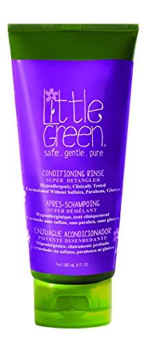 Little Green Conditioning Rinse Kids - Balsamo Ultra Districante Per Bambini - 180 Ml