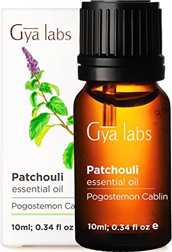 Olio essenziale di patchouli - Un idratante calmante, detergente profondo e nutriente (10 ml) - Olio di patchouli di grado terapeutico puro al 100%