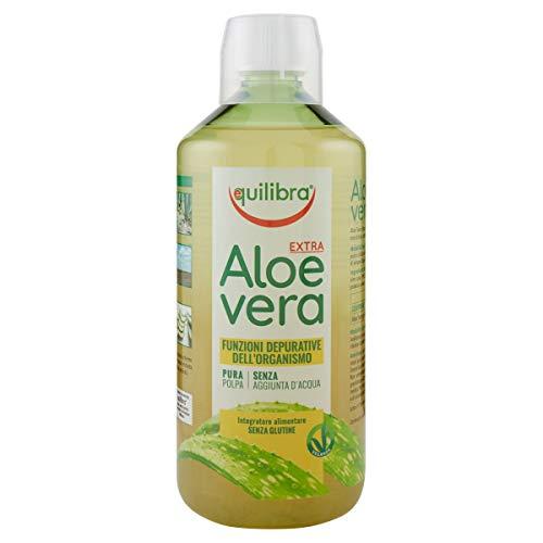 Equilibra Succo di Aloe Vera Extra, Classico, 1 l