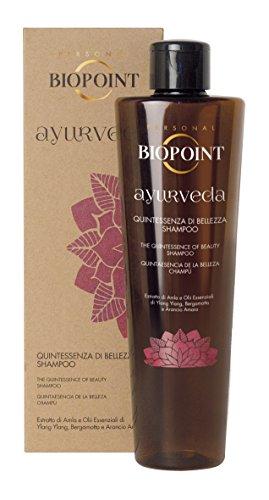 Biopont Ayurveda Shampoo Quintessenza di Bellezza - 200 ml.