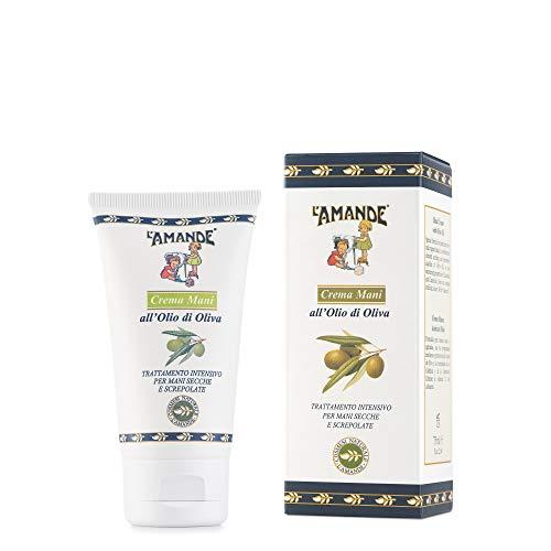 L'Amande Crema Mani Olio di Oliva - 75 ml