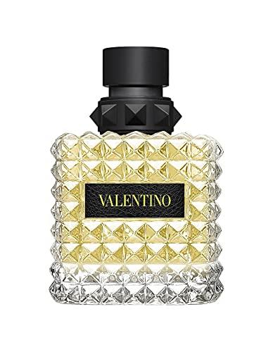 Valentino Donna Born in Roma Yellow Dream Eau de Parfum, Spray, Profumo da Donna, 50 Millilitri