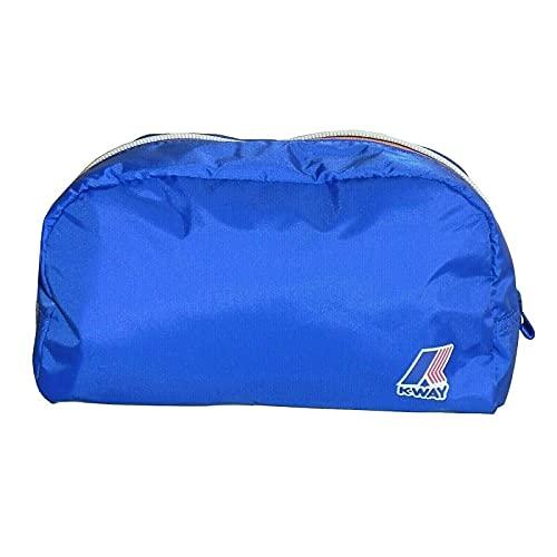 Beauty case K-Way k-pocket big pouch 9AKK1424 741 blue royal